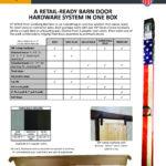 6009B1 CP Series flyer - retail dealer