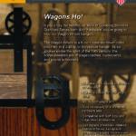 Goldberg Brothers Standard Series wagon wheel hangers