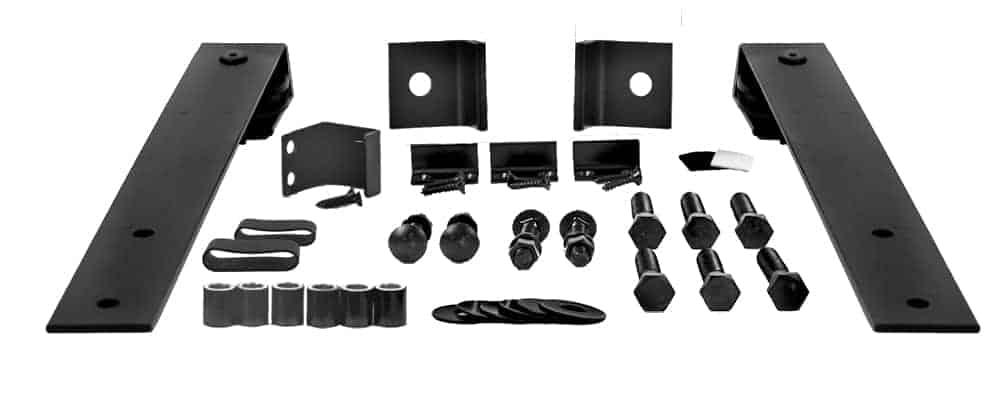 Goldberg Brothers flattop bypass hardware set