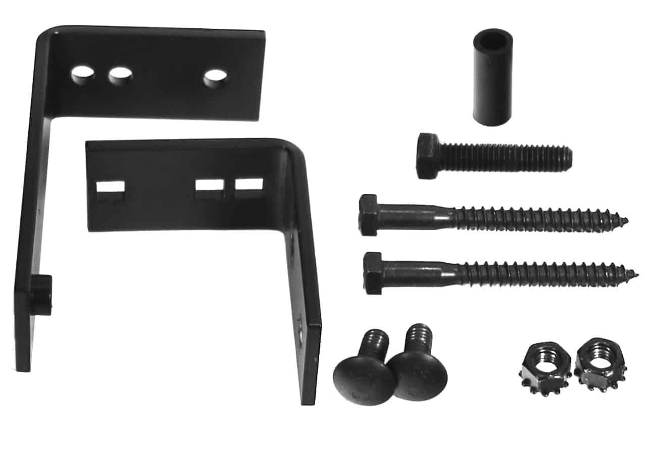 single-bracket Goldberg Brothers MP Series bypass accessory kit